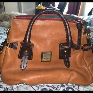 Dooney & Bourne Brown Leather Tote